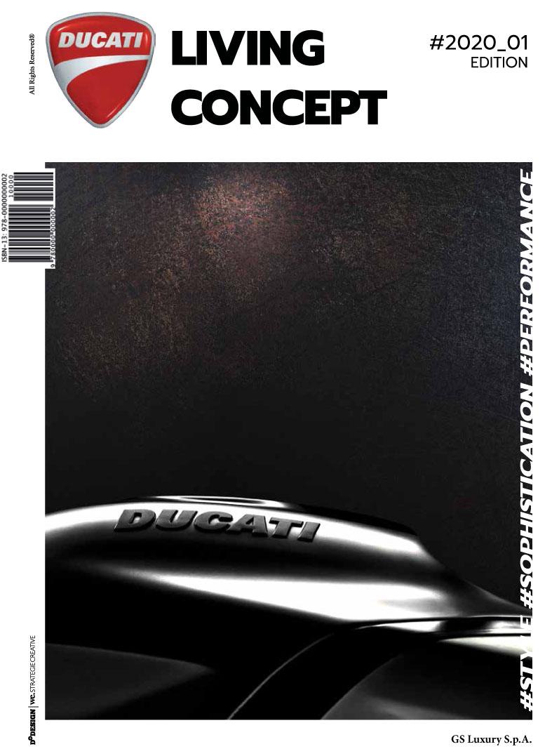Ducati Living Concept 2019-20 Catalogue