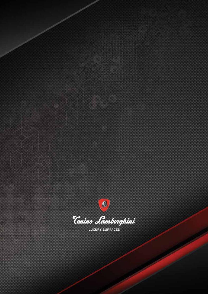 Tonino Lamborghini Luxury Surfaces 2019-20  Catalogue