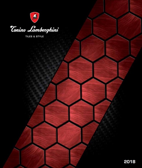 Tonino Lamborghini Tiles & Style 2018 Catalogue